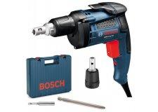 Дрель-шуруповерт Bosch GSR 6-45 TE Professional (0601445100)