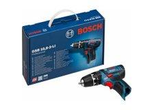 Дрель-шуруповерт Bosch GSB 12V-15 Professional [06019B6901] (без АКБ и ЗУ) SOLO