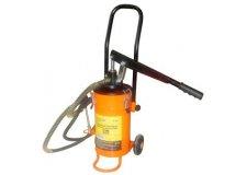 Partner Нагнетатель смазки ручной + дополнительный ремкомплект к штоковому механизму, 5кг (длина шланга 2м) PA-2095