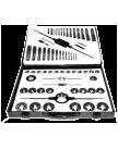 """TORIN TRX064 Н-р метчиков и плашек универсальный 64пр """"TORIN"""" ,"""