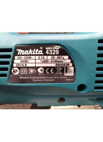 Электролобзик Makita 4329 (РУМЫНИЯ)