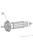Ротор УШМ 850/125, Энкор 225217