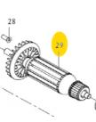 Ротор УШМ-1100/125М, Энкор 225723