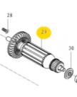 Ротор УШМ-900/125Э, Энкор 225617