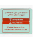 Стекло для маски сварщика FUBAG OPTIMA 4-13 внутреннее 38611