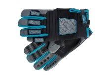 Перчатки универсальные комбинированные DELUXE, XXL// Gross 90335
