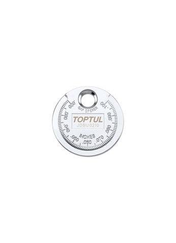 "Приспособление типа ""монета"" для проверки зазора между электродами свечи TOPTUL (JDBU0210)"
