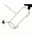 Батарея аккумуляторная для ножниц Gardena 8829, 8819