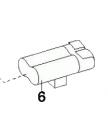 Батарея аккумуляторная для ножниц Gardena 8805