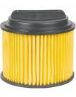 Гофрированный фильтр с крышкой к пылесосам универсальный Einhell 2351113