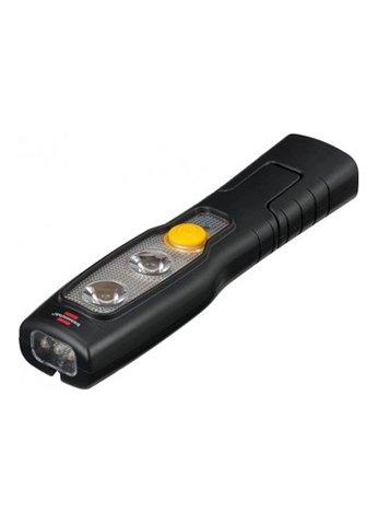 Фонарь-переноска аккумуляторный 78+12Лм, Brennenstuhl HL SA 23 MH (с магнитом, подвесным крюком)