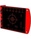 Мишень магнитная ADA для лазерного нивелира (A00210)