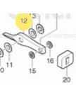 нож для JS1670 (1шт в компл) MAKITA 792537-8