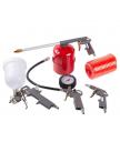 Набор пневмоинструмента DGM DA-S500 (5 предметов,верх. бак)