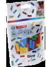 Клеевые стержни для Gluey 7x20 мм 70 шт. цветные BOSCH (2608002005)
