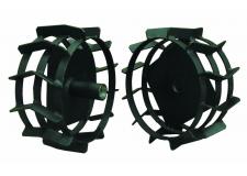 Колеса металлические для культиватора Husqvarna TF338 D380мм (комплект) 588 26 71-01