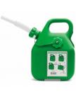 Канистра для бензина 6л зеленая Husqvarna (для газонокосилок) Husqvarna 505 69 80-40