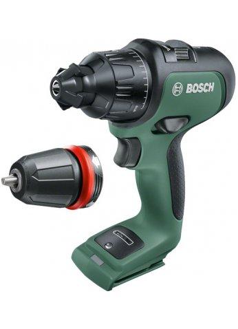 Дрель-шуруповерт Bosch AdvancedImpact 18 QuickSnap (без АКБ и ЗУ) (06039B5104)
