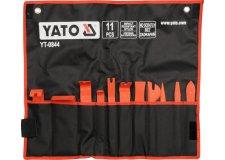 Набор съемников для обивки 11пр. YATO YT-0844