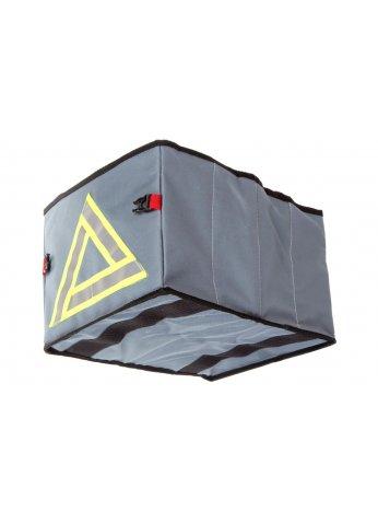 Сумка-органайзер малая Hammer Flex 235-024 со светоотражающим треугольником, , шт