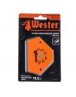 Уголок магнитный для сварки WESTER WMCT25 829-005, углы 30°, 45°, 60°, 75°, 90°, 135°, 11,5кг, , шт
