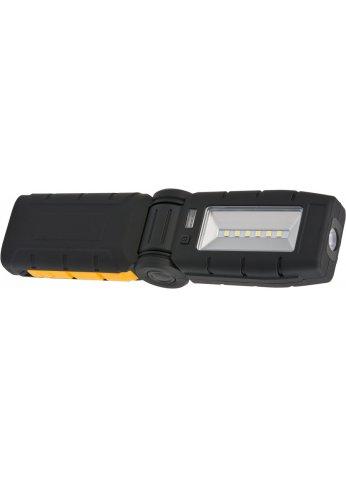 Фонарь аккумуляторный с зарядной станцией 6+1 LED HL DA61 MH Brennenstuhl 1175650010