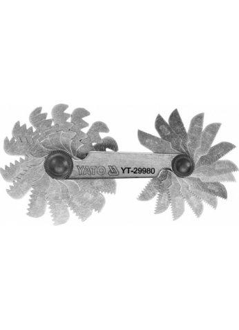 "Резьбомер метрический ""Yato"" YT-29980"