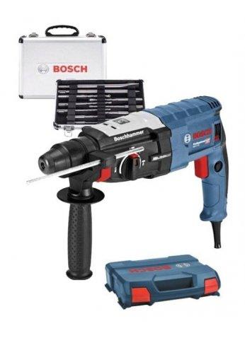 Перфоратор Bosch GBH 2-28 Professional (с набором оснастки) 0615990L42