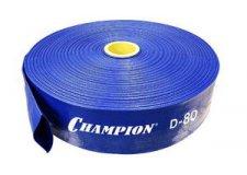 Рукав напорный 80 (100м, 3Бар, ПВХ) C2551 Champion