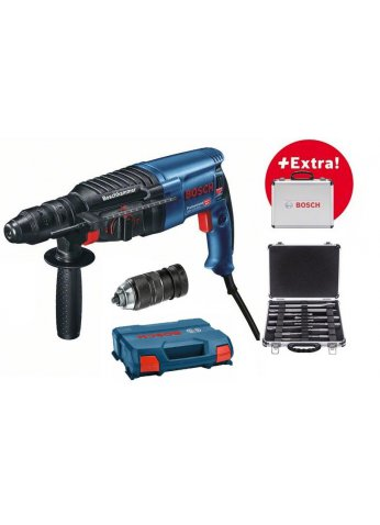 Перфоратор Bosch GBH 2-26 DFR Professional 0615990L2T