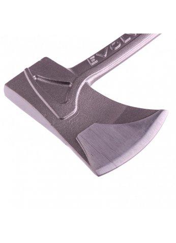 Топор цельнокованный,трехкомпонентная рукоятка,950гр.// Gross 21500