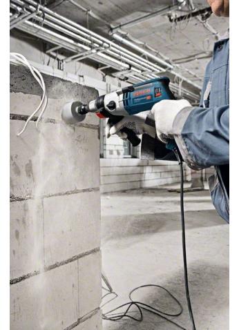 Ударная дрель Bosch GSB 21-2 RE Professional (060119C600) ВЕНГРИЯ