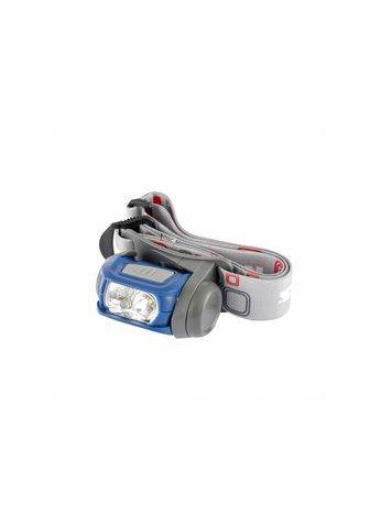 Фонарь налобный Sport, ABS пластик, CREE XP-E LED 3 Вт 120 лм, 3 эко LED, 8-18 часов, 3хААА// Stern 90569