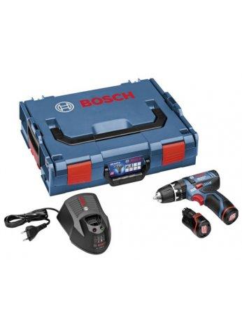 Дрель-шуруповерт Bosch GSR 12V-15 Professional (0601868109)