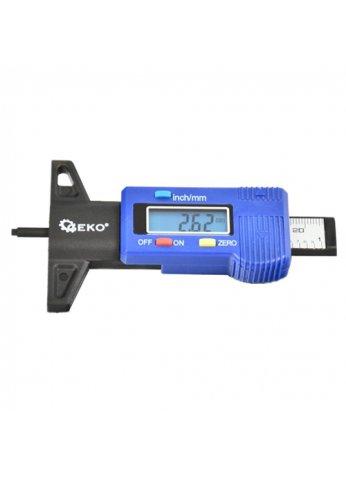 Цифровой измеритель глубины протектора шины G01269 Geko