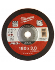 Круг отрезной по металлу D 180х3 мм SC 41/180 MILWAUKEE 4932451493