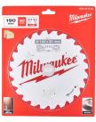 Пильный диск 190/30/1,6 Z24ATB, MILWAUKEE 4932471300