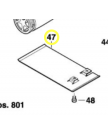 Подошва PSB 75 A AE BOSCH 1619X06361