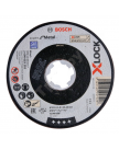 Отрезной круг X-LOCK 115x1.6x22.23мм Expert for Metal, BOSCH 2608619252