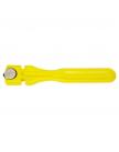 Стеклорез 2-роликовый с пластмассовой ручкой// Matrix 87211