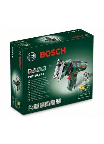 Электролобзик Bosch PST 10.8 LI (без АКБ и ЗУ) SOLO (06033B4021) ВЕНГРИЯ