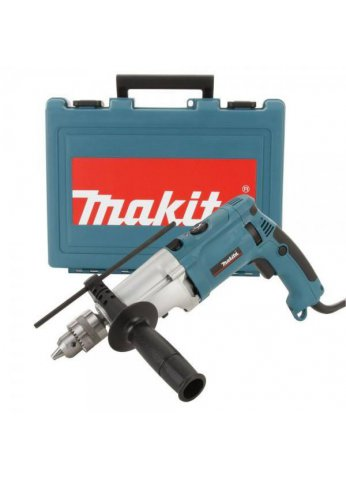 Ударная дрель Makita HP2070F