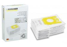 Фильтр-мешки (оригинал) (5шт) Karcher для серии VC 6 (6.904-329.0)