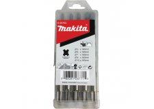 Набор буров SDS-PLUS 5шт. Makita 5-6-7-8-10мм (D-20703)