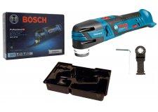 Мультифункциональная шлифмашина Bosch GOP 12V-28 Professional [06018B5001] (без АКБ и ЗУ) SOLO