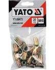 Yato Заклепки резьбовые стальные М6, 20шт YT-36473