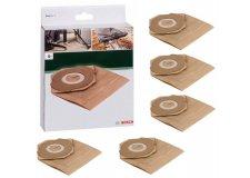 Мешок-пылесборник бумажный для EasyVac 3 (упаковка 5 шт) BOSCH 2609256F34