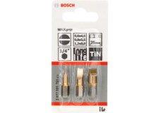 Набор бит Bosch 2607001751 3 предмета