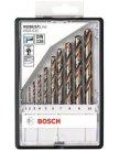 Набор оснастки Bosch 2607019925 10 предметов