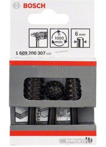 Набор шарошек Bosch 1609200307 3 предмета